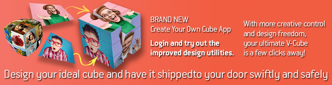 Create Your Cube and order now