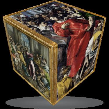 El Greco - V-CUBE 3 Flat