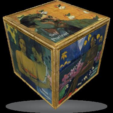 Gauguin - V-CUBE 3 Flat