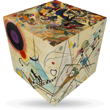 Kandinsky - V-CUBE 3 Flat
