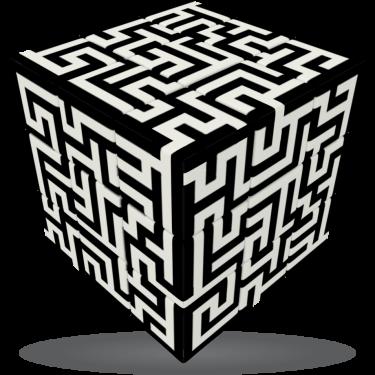 Maze - V-CUBE 3 Flat