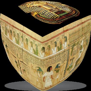 Egypt-Giza - V-CUBE 3 pillow