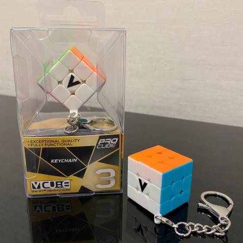 V-Keychain 3x3 Flat