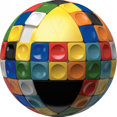 V-SPHERE™ - 3D Sliding Spherical Puzzle