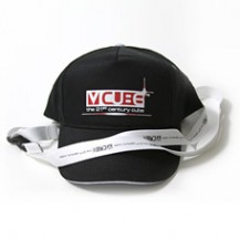 V-CUBE Cap & Lanyard