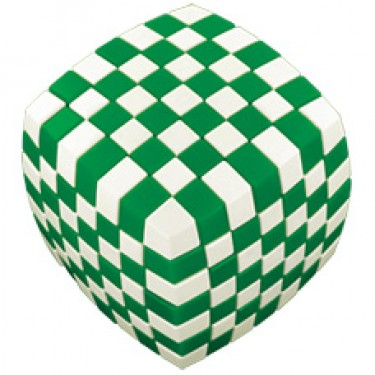 V-CUBE 7 Illusion - Green