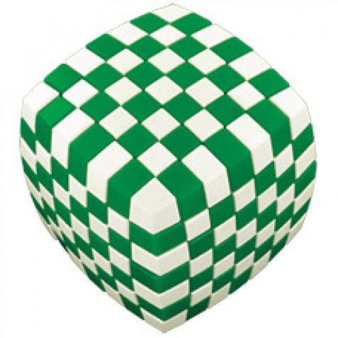 V-CUBE 7 Illusion - Green
