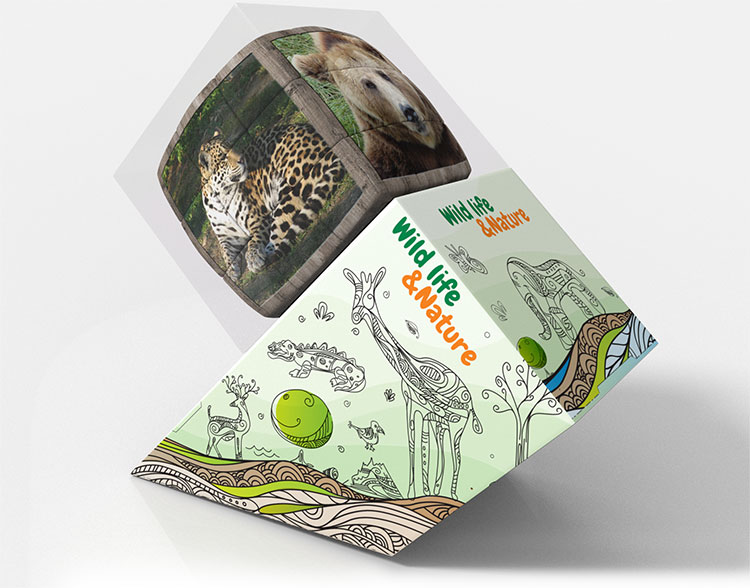 V-CUBE™ V-Collections Wild life & Nature