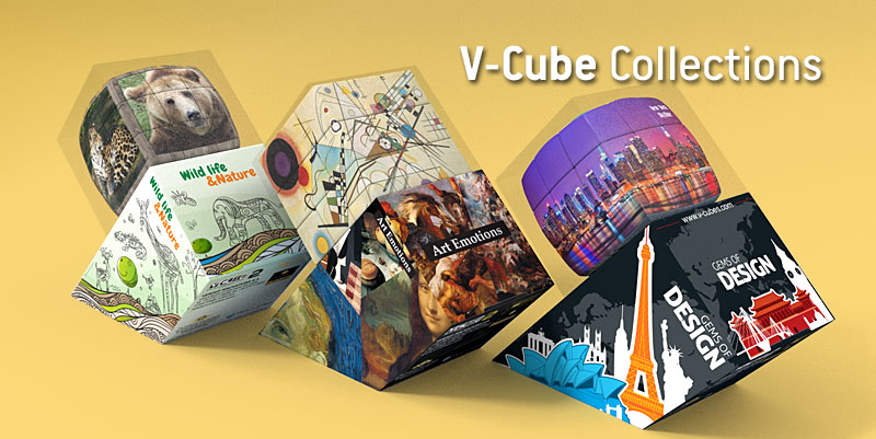 V-Cube Collections