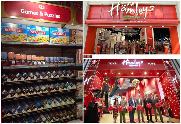 V-Cube at Hamleys Toy Store Vietnam