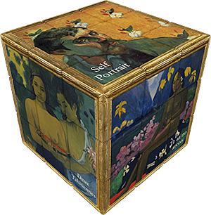Buy now Gauguin - V-CUBE V-Collections!
