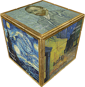 Buy now Van-Gogh - V-CUBE V-Collections!
